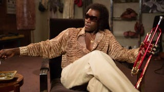 Don Cheadle as Miles Davis in Miles Ahead Courtesy of the Sundance Institute