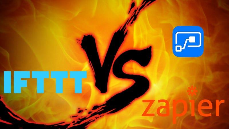 Illustration for article titled Automation Showdown: IFTTT vs Zapier vs Microsoft Flow
