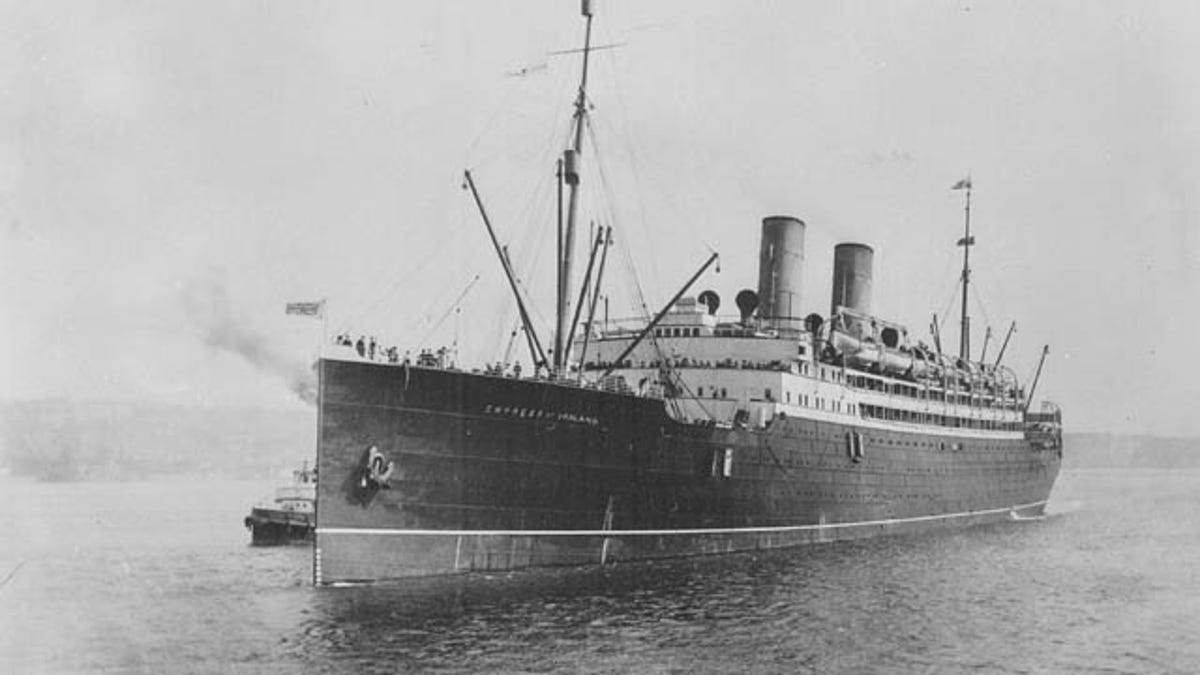 The 13 Deadliest Shipwrecks Ever