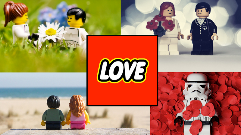 Illustration for article titled Find Some Hot Bricking Love at This Dating Site For Lego Lovers