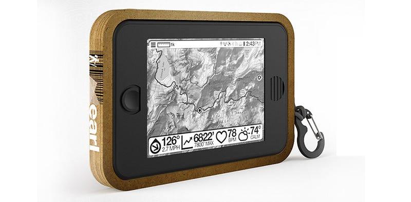 Illustration for article titled Earl, el único tablet que usaría Bear Grylls