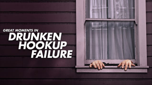 deadspin great moments in drunken hookup failure Welcome to great moments in drunken hookup failure, where we showcase three heartwarming true stories of drunken love gone horribly.