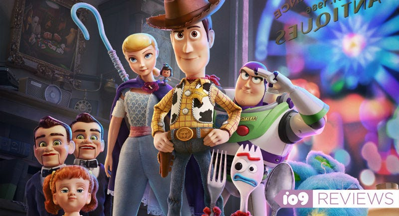 Toy Story 4 Is a Heartwarming, Boundary-Pushing Addition to the Beloved Franchise