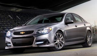 Illustration for article titled Chevy SS To Get Manual Trans, More Power?