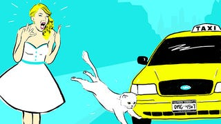 Illustration for article titled We Asked Vets: What's Wrong with Taylor Swift's Catatonic Cat?