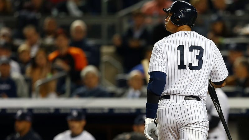 Illustration for article titled Alex Rodriguez Benched For Game 5: Where Do The Yankees Go From Here?