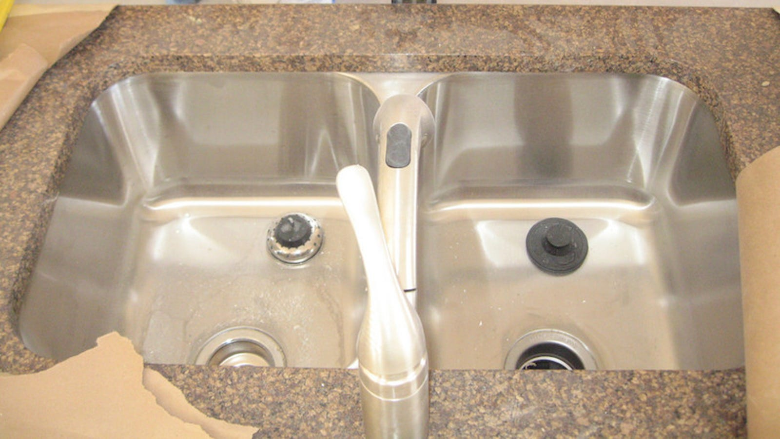 What to Consider When Replacing Your Kitchen Sink Undermount Kitchen Sink With Granite Counter Edge on granite undermount sink kit, granite countertops installation process, granite countertop installation tools, granite counter with copper sink, granite undermount kitchen sinks, granite countertops sink mounting, granite counter with top sink, granite composite sinks, granite tile countertops, prefab granite countertops with sink, granite farmhouse sink, granite counter with cherry cabinets, granite top installers, granite counter with backsplash, granite counter with soap dispenser, granite counters and sinks, granite counter with stainless steel sink, granite counter with breakfast bar, granite bathroom sinks, granite counter with wood cabinets,