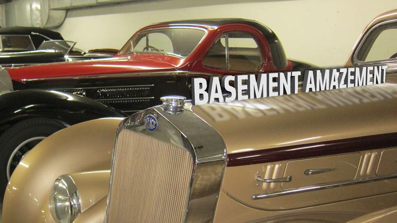 Illustration for article titled The Unbelievably Amazing Hidden Cars Of The Petersen Museum Vault: Part 1