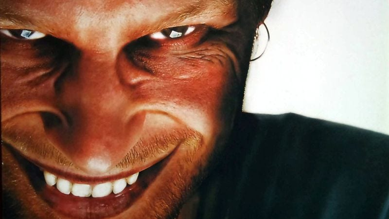 Illustration for article titled A beginner's guide to the many sounds of Aphex Twin