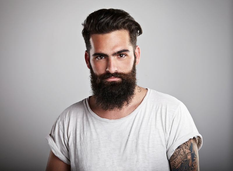 Tremendous Study Says Men39S Beards Are Gross And Filled With Poop Short Hairstyles Gunalazisus