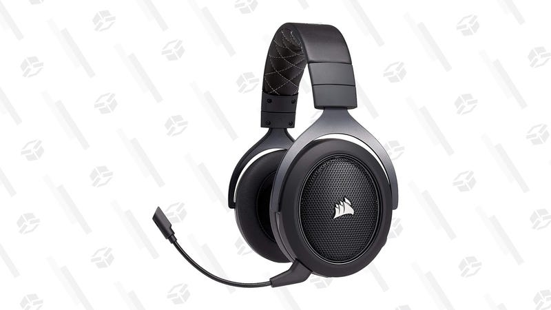 CORSAIR HS70 Wireless Gaming Headset | $60 | Amazon