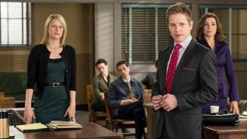 """Illustration for article titled The Good Wife: """"A More Perfect Union"""""""