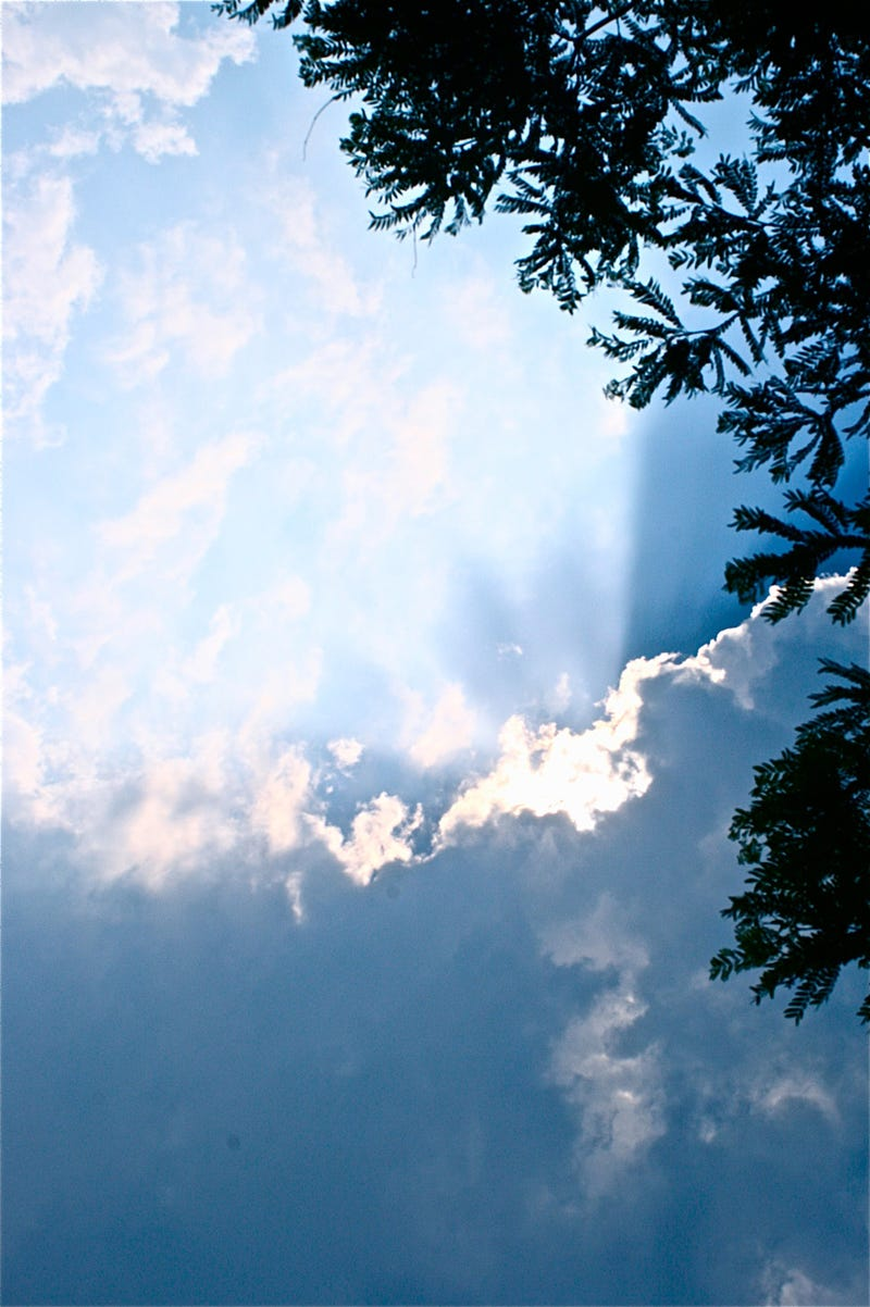 Illustration for article titled Shooting Challenge: Clouds 1