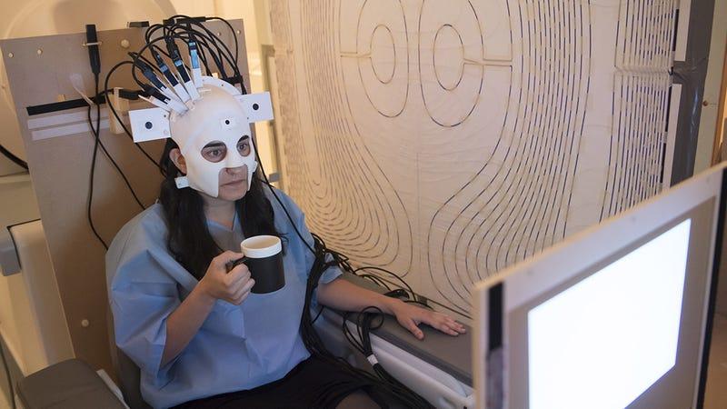 A new wearable brain scanner.