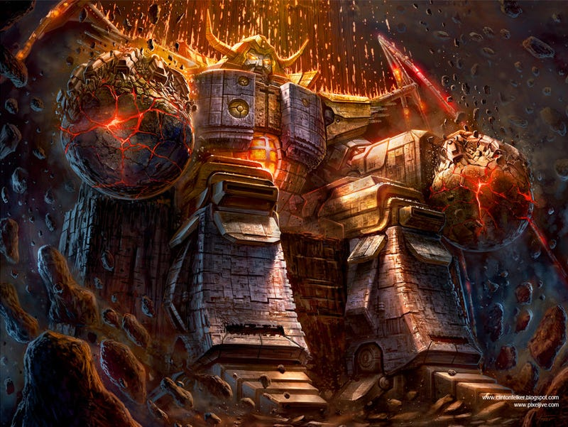Illustration for article titled The Wrath of Unicron- The Reboot Concludes