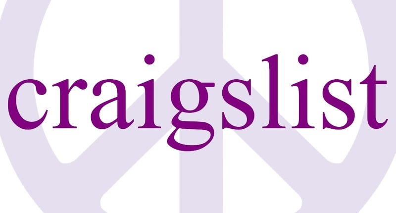 Illustration for article titled Craigslist fun
