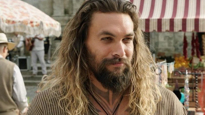 Another blockbuster piece of casting for Jason Momoa.
