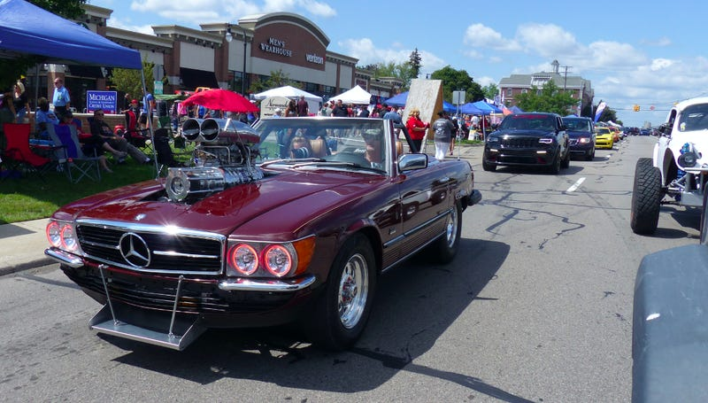 Wacky Junky Downright Gorgeous Here Are The Coolest Cars I Saw