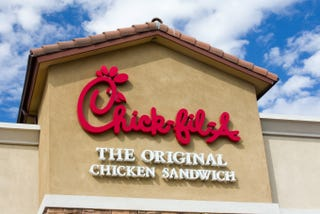 Illustration for article titled Chick-Fil-A Loses Absurd Trademark Battle Against Tiny Vermont Company