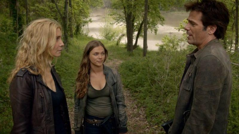 Elizabeth Mitchell, Tracy Spiridakos, Billy Burke (NBC)