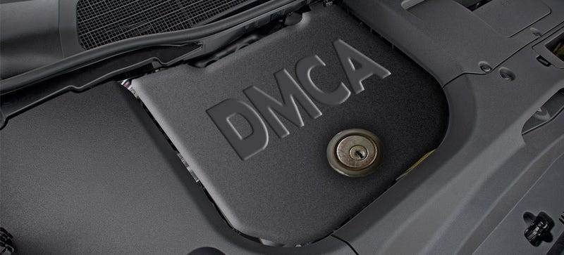 Illustration for article titled Victory! Carmakers Can't Use The DMCA To Make Working On Your Car Illegal