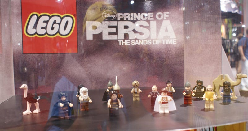 Illustration for article titled First Look At Prince Of Persia LEGO