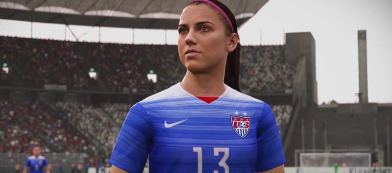 Illustration for article titled Por fin: el próximo FIFA de EA Sports incluirá mujeres jugadoras