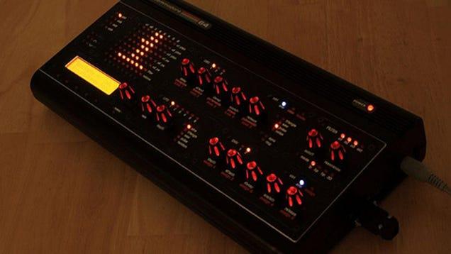 Reisemensch: Arduino Commodore 64