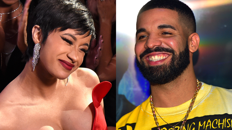 28725891cb04 Drake and Cardi B Earn Top Nominations for BET Hip Hop Awards