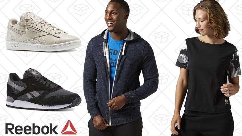 Extra 40% off Reebok Outlet with code SAVE40
