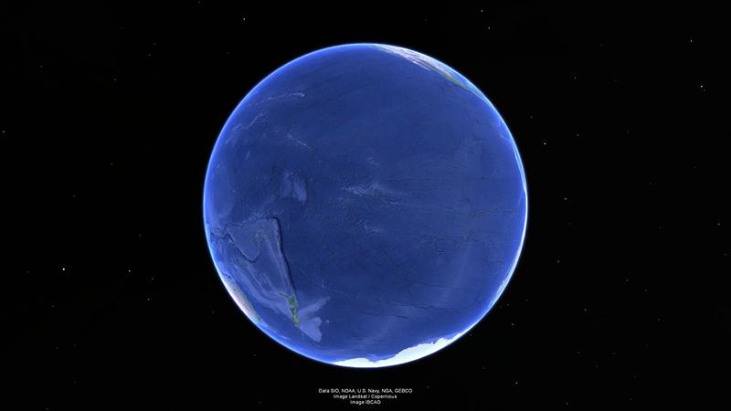 Illustration for article titled Este es el lugar más alejado de cualquier otro ser humano en todo el planeta
