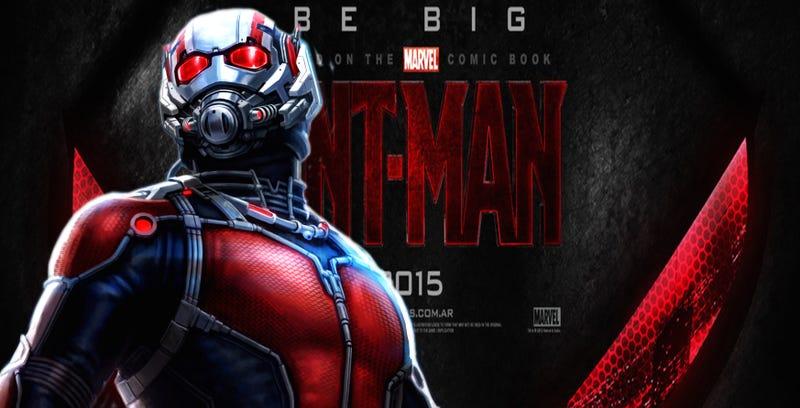 Illustration for article titled Ant-Man no tendrá una sino dos escenas en los créditos finales