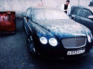 Illustration for article titled Ez egy Bentley volt