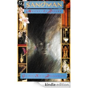 Illustration for article titled Sandman #1 is Free on Kindle and NOOK