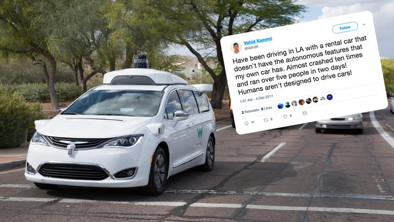 Photo Credit: Waymo, from its recent 'How we're building a safer driver' report.