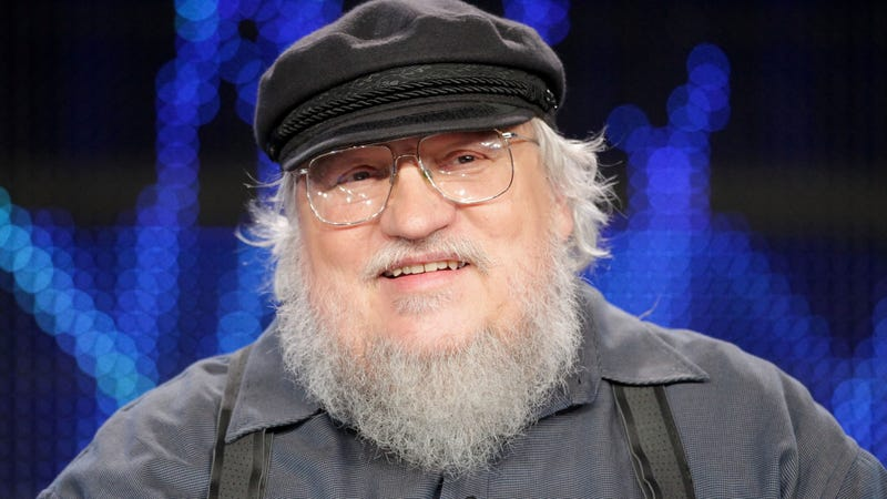 Illustration for article titled George R.R. Martin is beefing with HBO over the title of the Game Of Thrones prequel