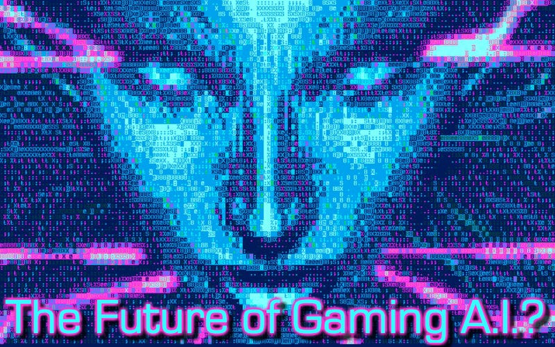 Illustration for article titled The future of A.I. in gaming... where do we go from here?