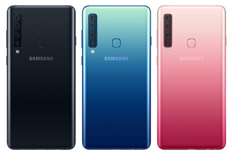 Illustration for article titled Para qué sirven las cuatro cámaras del nuevo Samsung Galaxy A9
