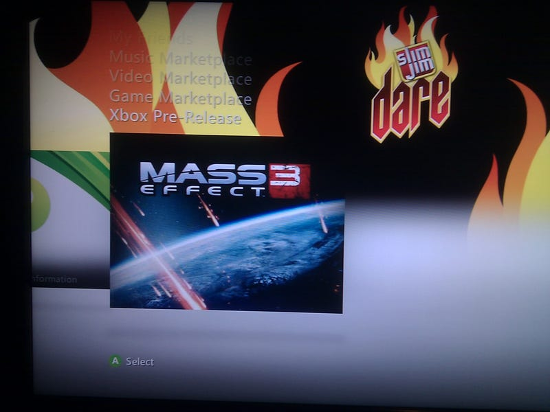 Illustration for article titled BioWare Responds to Mass Effect Beta's Leak on Xbox Live
