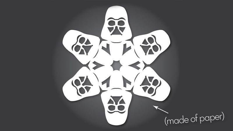 Illustration for article titled Every Star Wars Character Is Special, Like A Snowflake