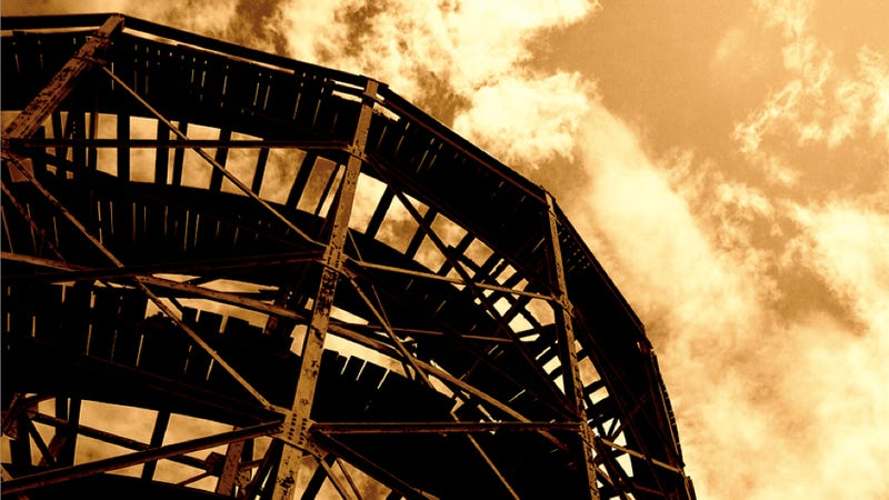 Illustration for article titled Why Roller Coasters Wouldn't Exist Without Coal Mining