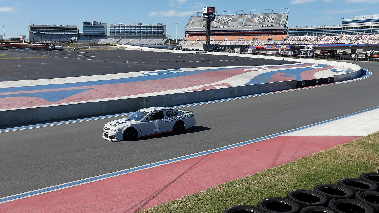 NASCAR Drivers Don't Know What To Think About This Road Course-Oval Track Layout