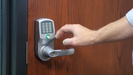 How to Pick the Lock of an Interior Door
