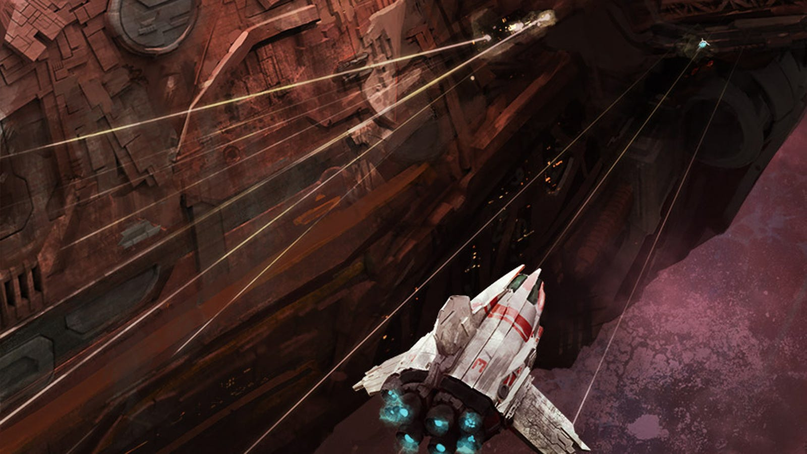 All the Science Fiction and Fantasy Books You Can't Afford To Miss in November!