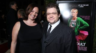 Illustration for article titled Michelle McNamara, Writer And Wife of Patton Oswalt, Has Died at 46