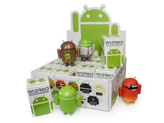 Illustration for article titled These Android Vinyl Toys Spell Bad News For My Bank Account