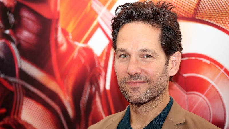 Illustration for article titled Paul Rudd to star in ambitiously weird-sounding new Netflix series