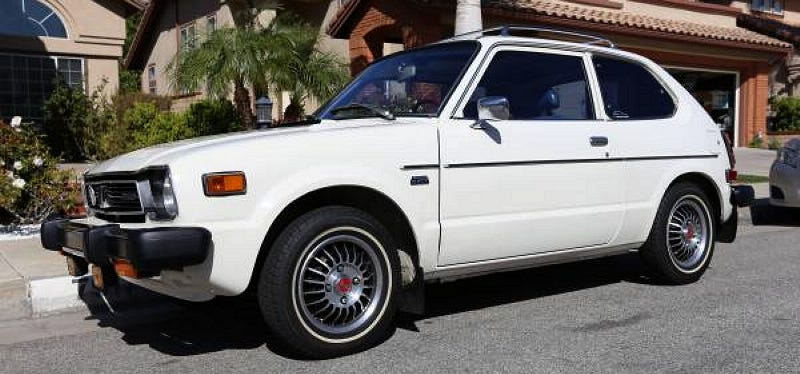 Would you go 12 000 for this 1978 honda civic hondamatic for 1978 honda civic