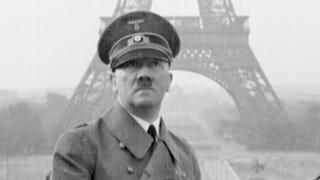 Illustration for article titled Még Hitler is el tudott menni Párizsba, csak Obama nem