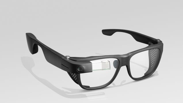 Google Glass Gets a Fresh Update With More Powerful Guts—Still Look Dorky as Hell